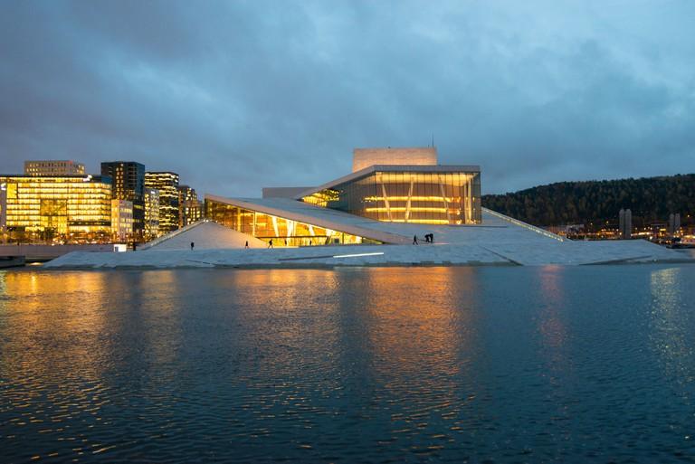 Oslo Opera House | © Jorge Láscar / Flickr