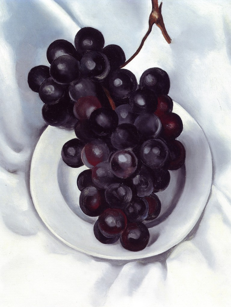 Georgia O'Keeffe, Grapes No. 2 | © Irina/Flickr