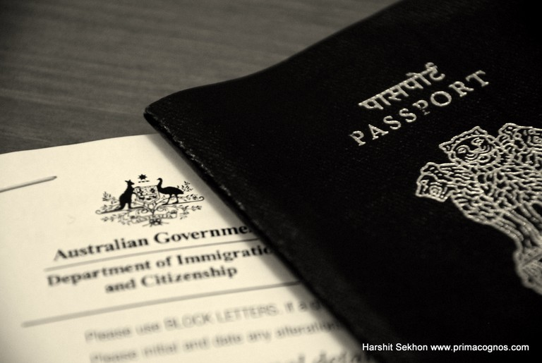 Australia Visa and Immigration | © Harshit Sekhon/Flickr
