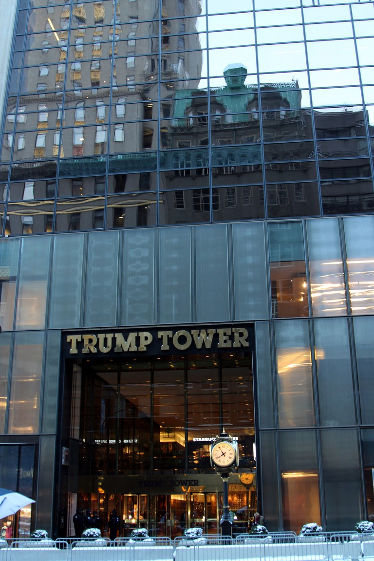 Trump Tower   Prayitno/Flickr