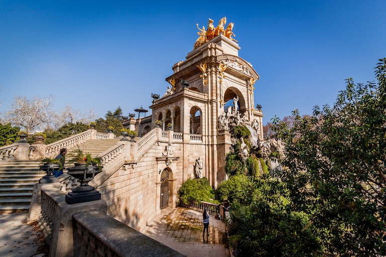 The Park Ciutadella © neurotic_buddha