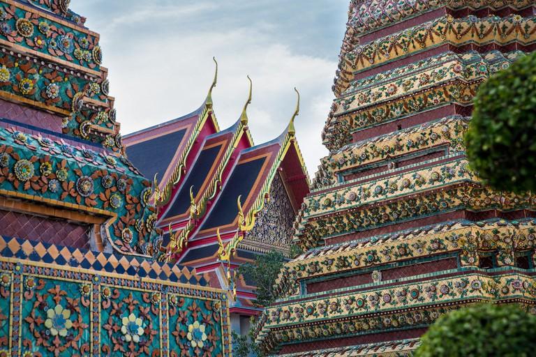 Bangkok, Thailand Wat Pho Temple