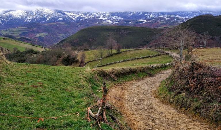 The Camino de Santiago © jmgarzo