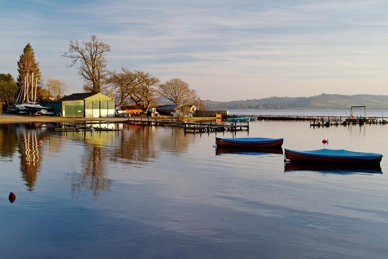 Evening At Balmaha Bay, Loch Lomond | © Peter Rowley/Flickr