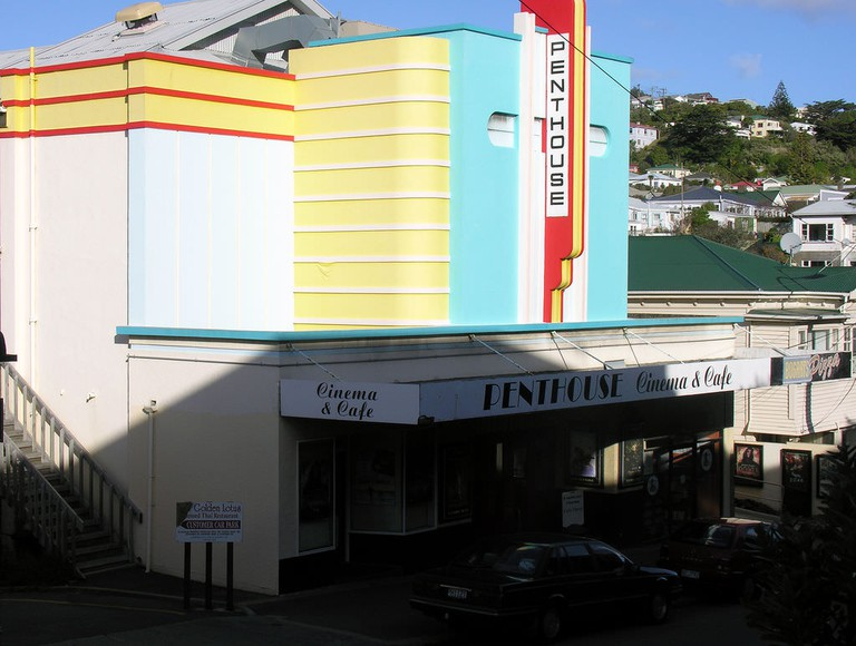 Penthouse Cinema, Brooklyn, Wellington