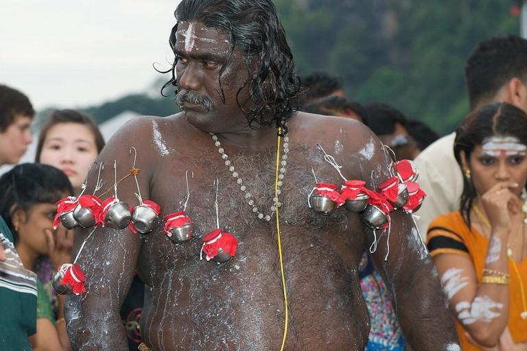 Thaipusam Festival | © Peter Gronemann / Flickr