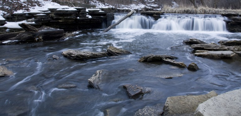 Waterfall Glen Forest Preserve | © Brian Jelonek/Flickr