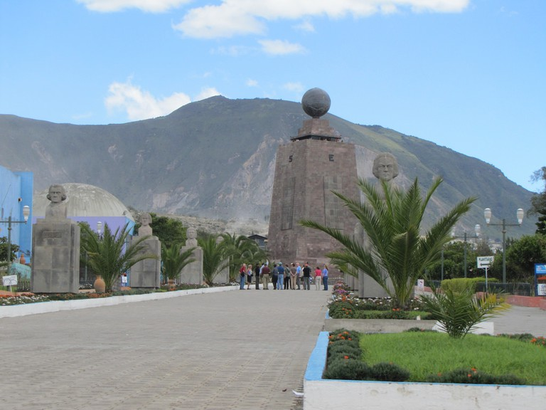 Mitad del Mundo | © David Berkowitz / Flickr
