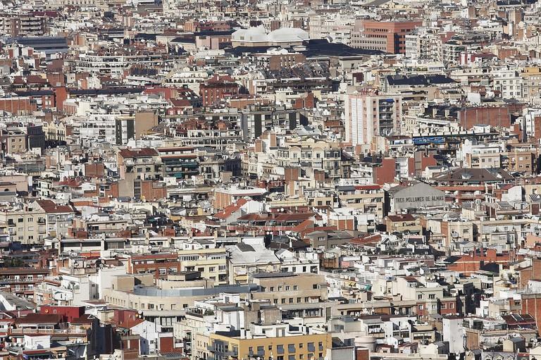 The city of Barcelona © Emanuele