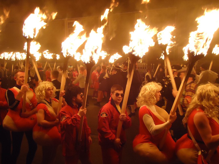 Up Helly Aa | © Vicky Brock / Flickr