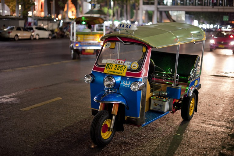 Tuk-Tuk (Taxi)