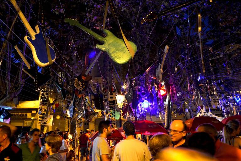 The Festa Major © Pedro Cambra