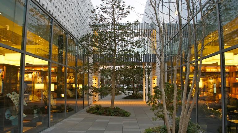 Tsutaya Books, aka Daikanyama T-site