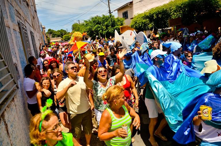 Carnaval in Fortaleza