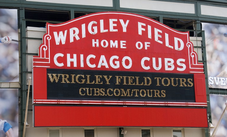Wrigley Field | © Ron Cogswell/Flickr