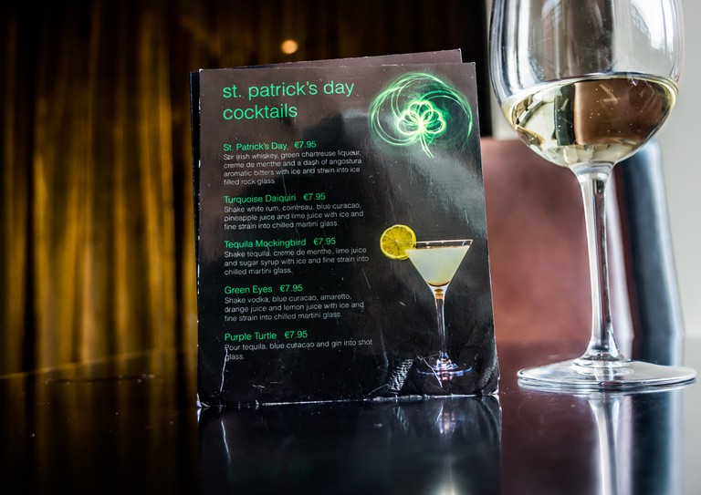 St Patrick's Day Cocktails | © William Murphy/Flickr