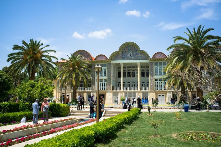 Eram Garden is a fine example of Persian gardens | © Frode Ramone / Flickr