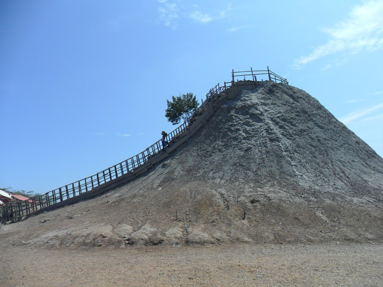 Cartagena's Mud Volcano