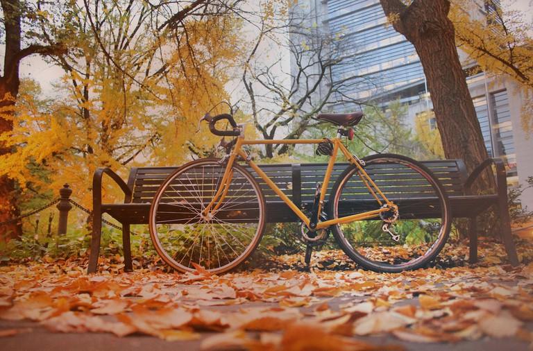 Bicycle in Portland, OR | © Jamie Tidwell/Flickr