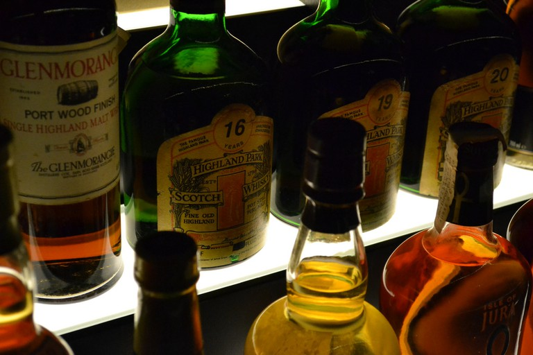 The Scotch Whisky Experience in Edinburgh