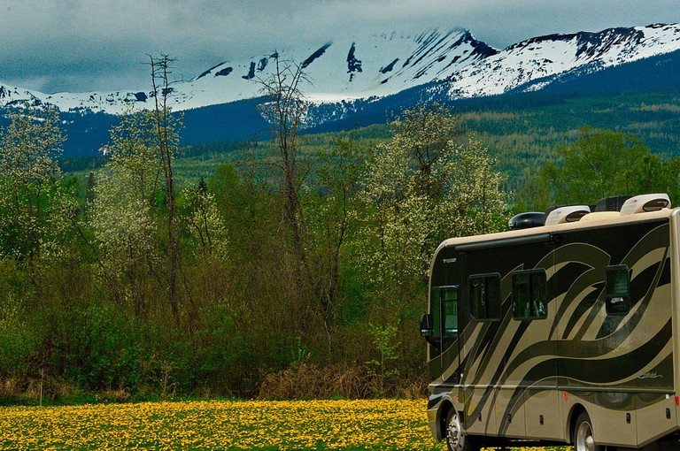 RV in BC