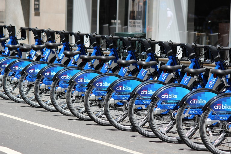 Citi Bike | Shinya Suzuki / Flickr