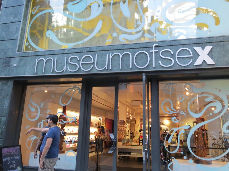 Museum of Sex, NYC | © WalrusWaltz/Flickr