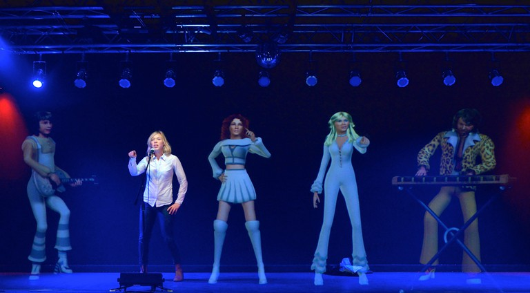 The interactive Abba Museum is enormous good fun / Photo courtesy of Wikipedia Commons