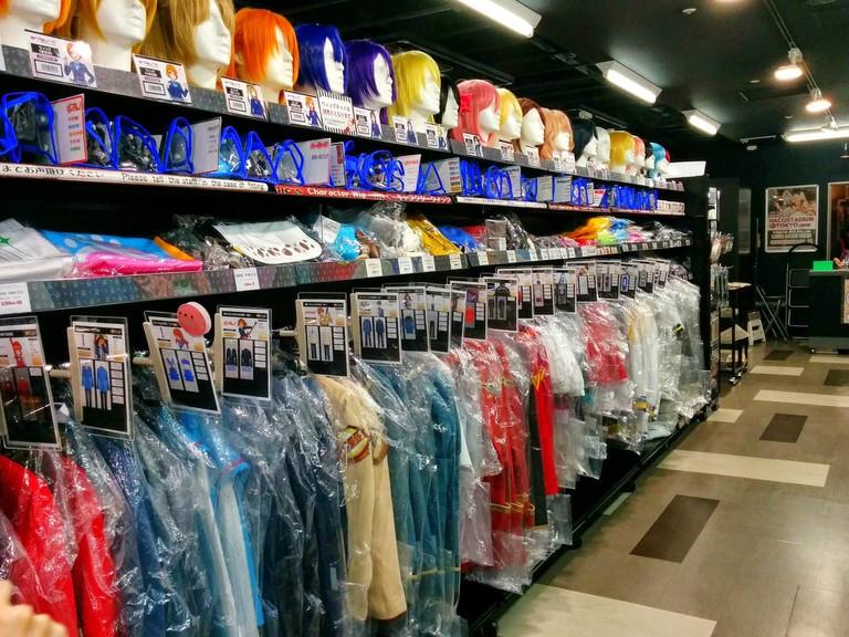 Costume shop in Akihabara, Tokyo   © Ronny Siegel/WikiCommons
