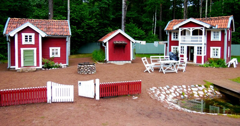 Junibacken invites you into Astrid Lindgren's world / Photo courtesy of Wikipedia Commons
