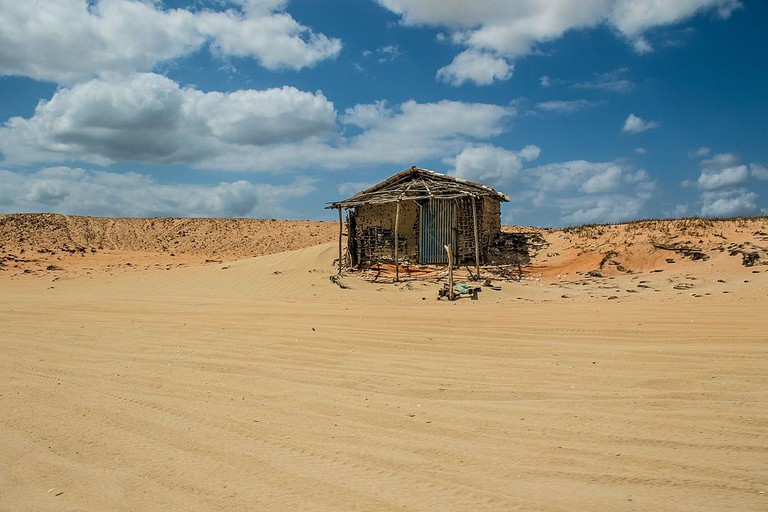 There are limited health facilites in Jericoacoara