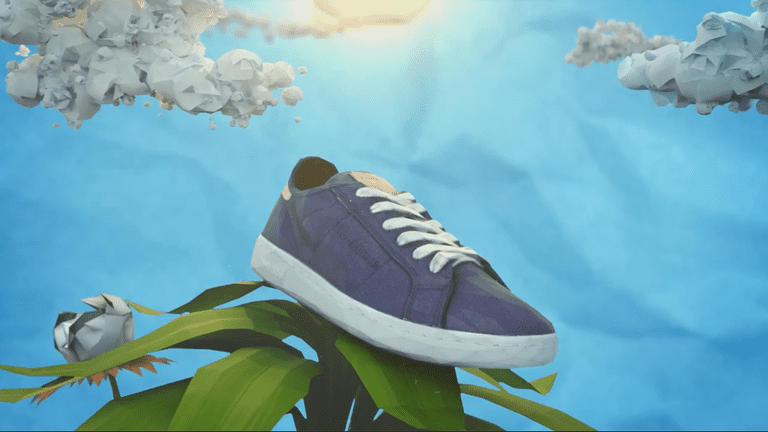 The first-ever plant-based athletic shoe by Reebok will launch this fall | © Reebok