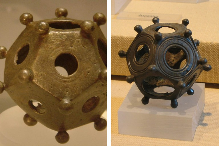 Roman dodecahedrons
