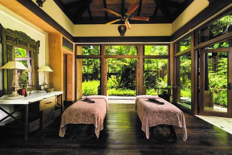 Spa Botanico treatment room