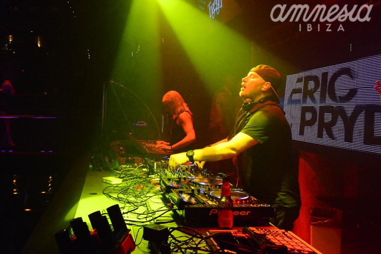 DJ Eric Prydz rocks Ibiza / Photo courtesy of Wikipedia Commons