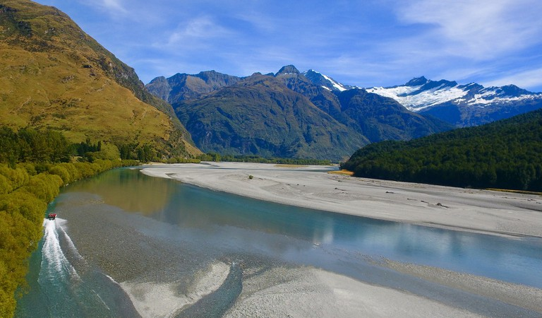 Courtesy of Wanaka River Journey