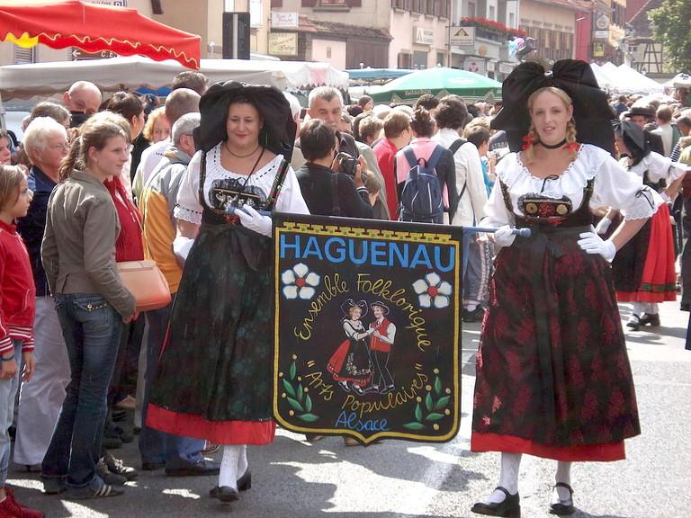 Celebrating heritage in Alsace