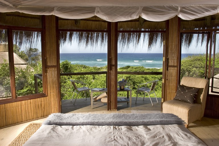 Thonga Beach Lodge suite