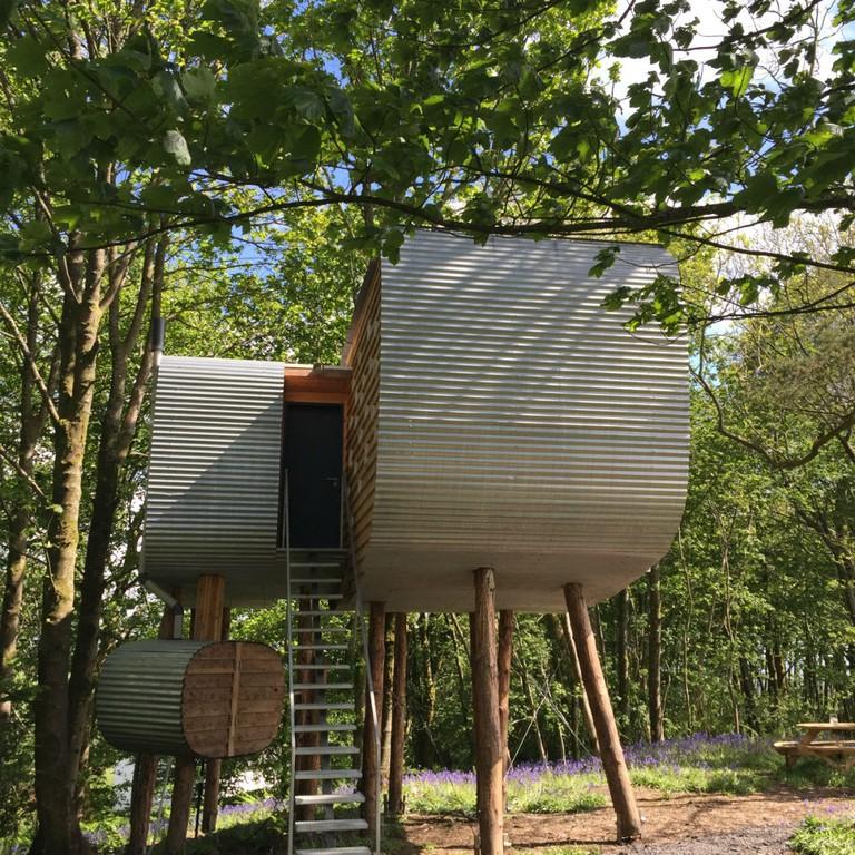 Brockloch Treehouse   Courtesy Of Brockloch Eco Retreat