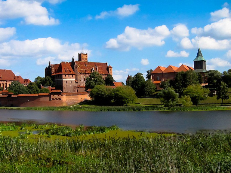 Poland – Malbork Castle
