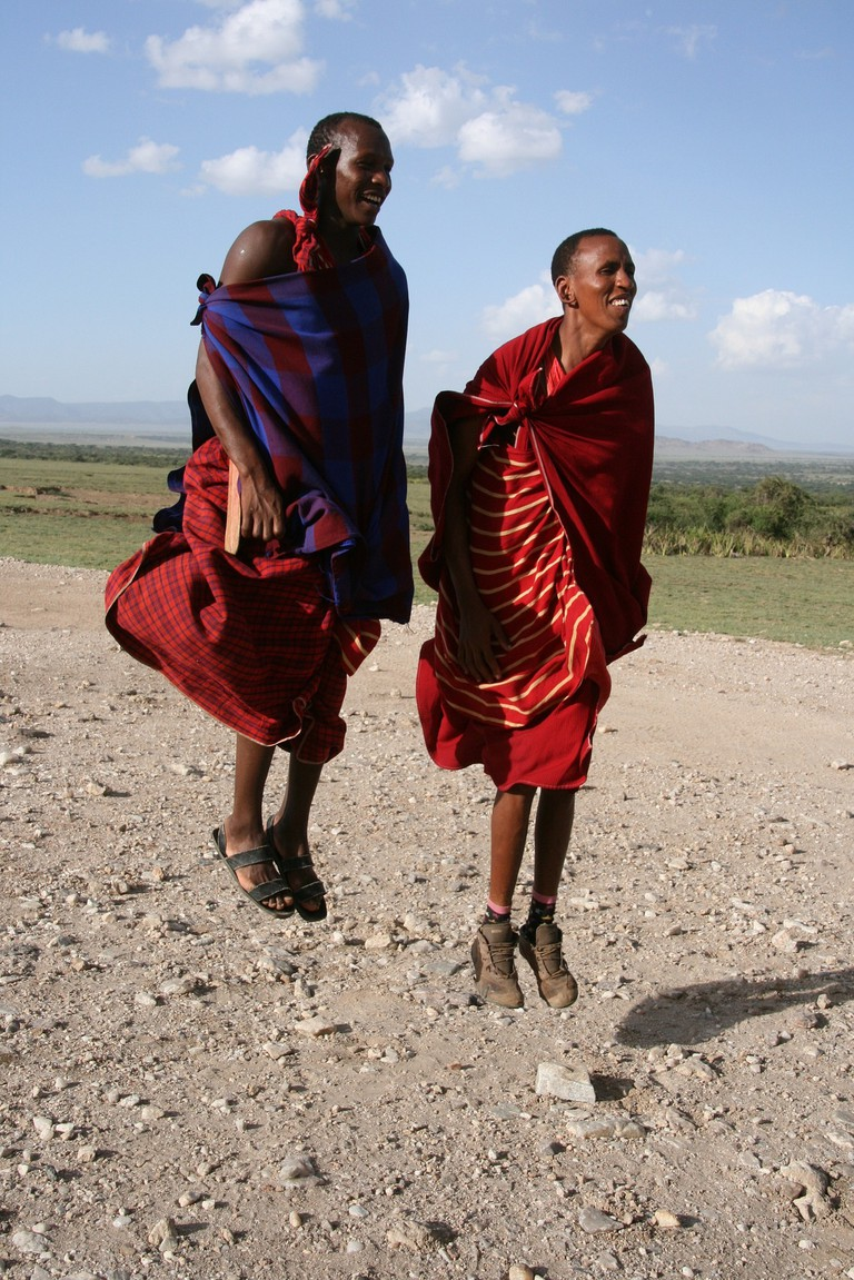 The Maasai way of life is under threat as more young Maasai choose life in cities like Arusha
