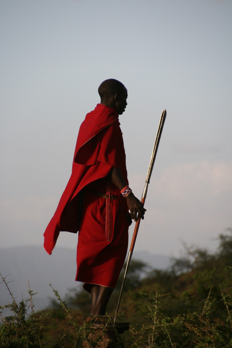 The Maasai face a future fraught with challenges to maintain their culture