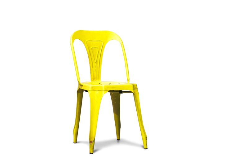 Multipl's Chair Antique Yellow, £95