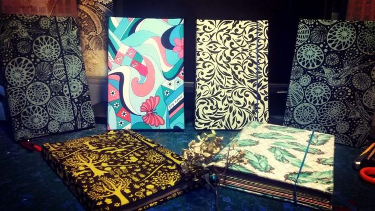 Beautiful artisan notebookss