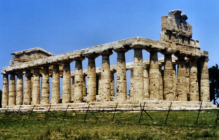 Paestum©JohnMcLiden:Flickr