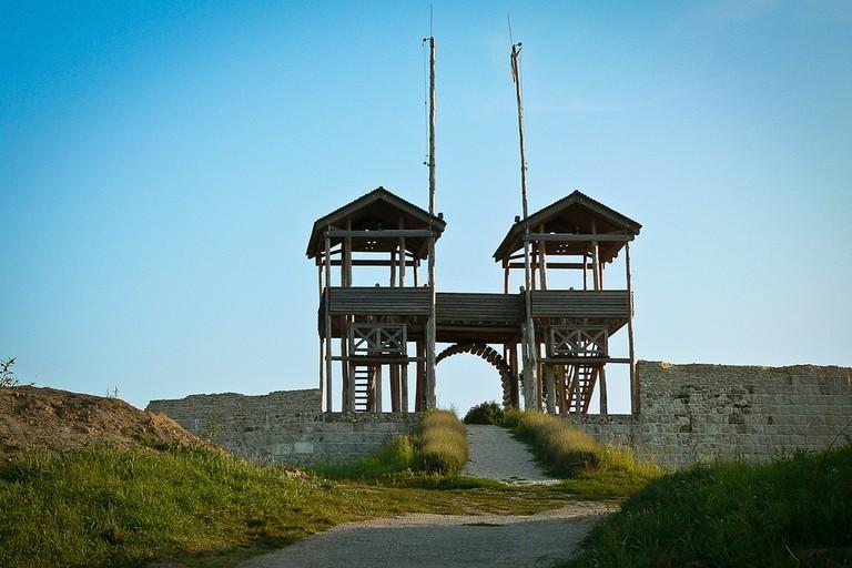 Paks-Lussonium Roman fort