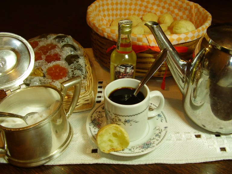 No shortage of sugar when drinking Brazilian coffee
