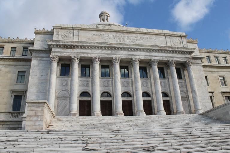Puerto Rico's Capitol Building, El Capitolio
