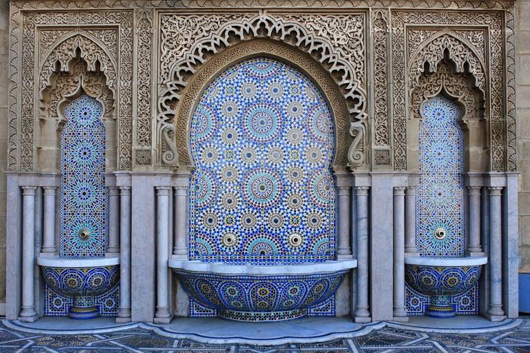 Mohammed V Mausoleum