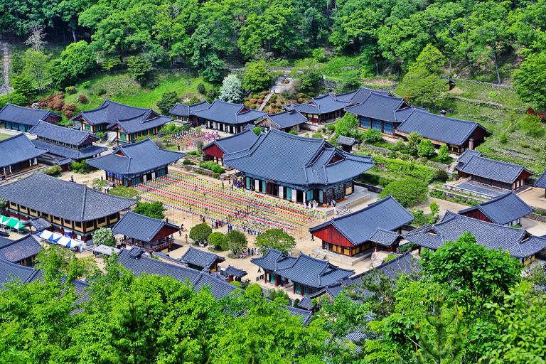 Songgwangsa Temple in Suncheon